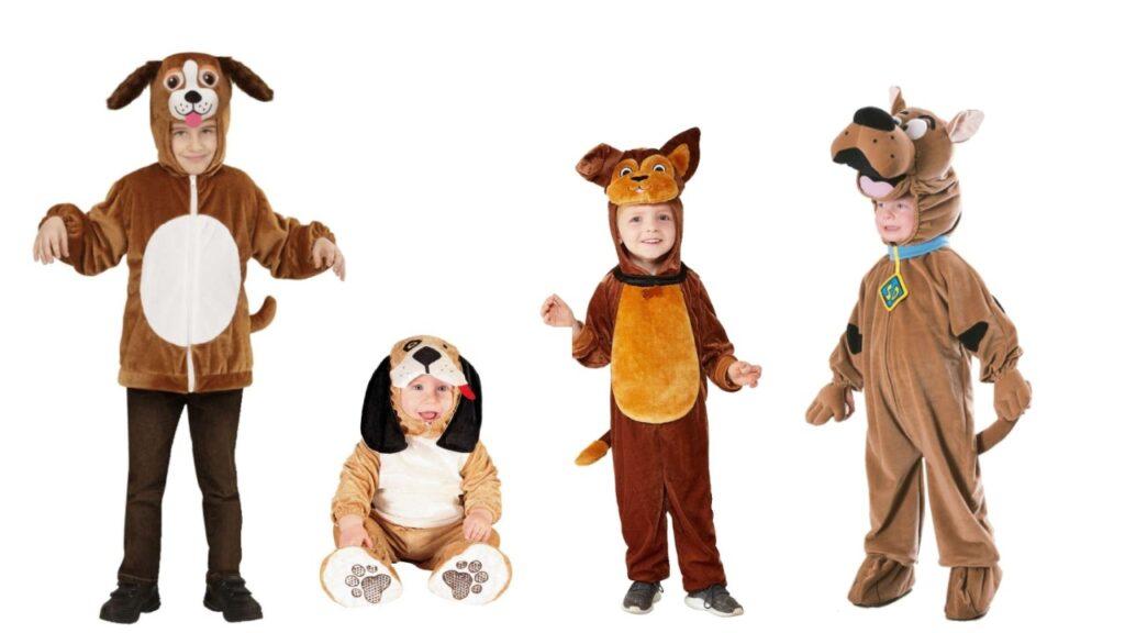 hund kostume til børn hundekostume til børn hund børnekostume scooby doo kostume