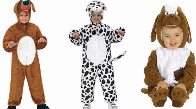 hundekostume til baby hund babykostume hund børnekostume hundekostume til børn paw patrol hundekostume chase udklædning 101 dalmatiner brun hund kostume 800x445 - Hundekostume til børn og baby
