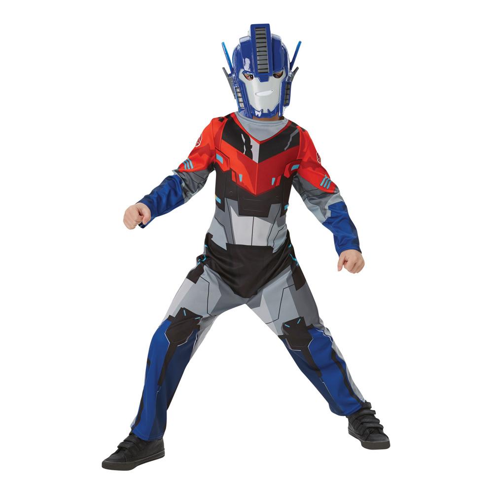 optimus prime klassisk kostume transformers kostume til børn fastelavnskostume til drenge 2019