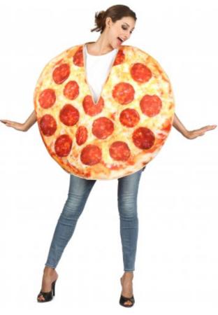 pizza kostume pizza slice udklædning til kvinder