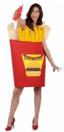 pomfrit kostume pomfritter kostume pommes kostume