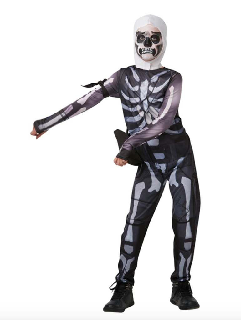 skull trooper børnekostume fortnite kostume til børn 770x1024 - Fortnite kostume til børn