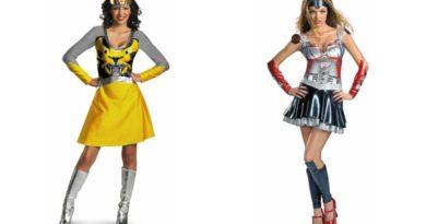 transformers kostume til kvinder kostume til voksne optimus prime kostume til kvinder bumblebee kostume