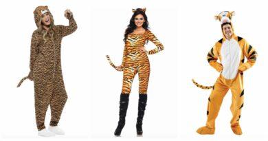 tiger kostume til voksne, tiger udklædning til voksne, tiger kostumer til voksne, tiger voksenkostumer, dyre kostumer til voksne, tigerdyret kostume til voksne, tiger fastelavnskostume til voksne, kostume universet