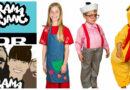 Ramasjang kostume til børn