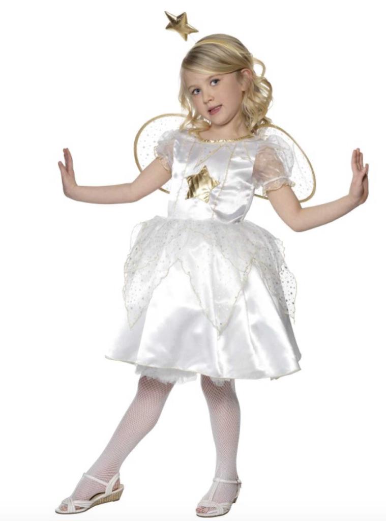 Fe børnekostume 759x1024 - Fe kostume til børn