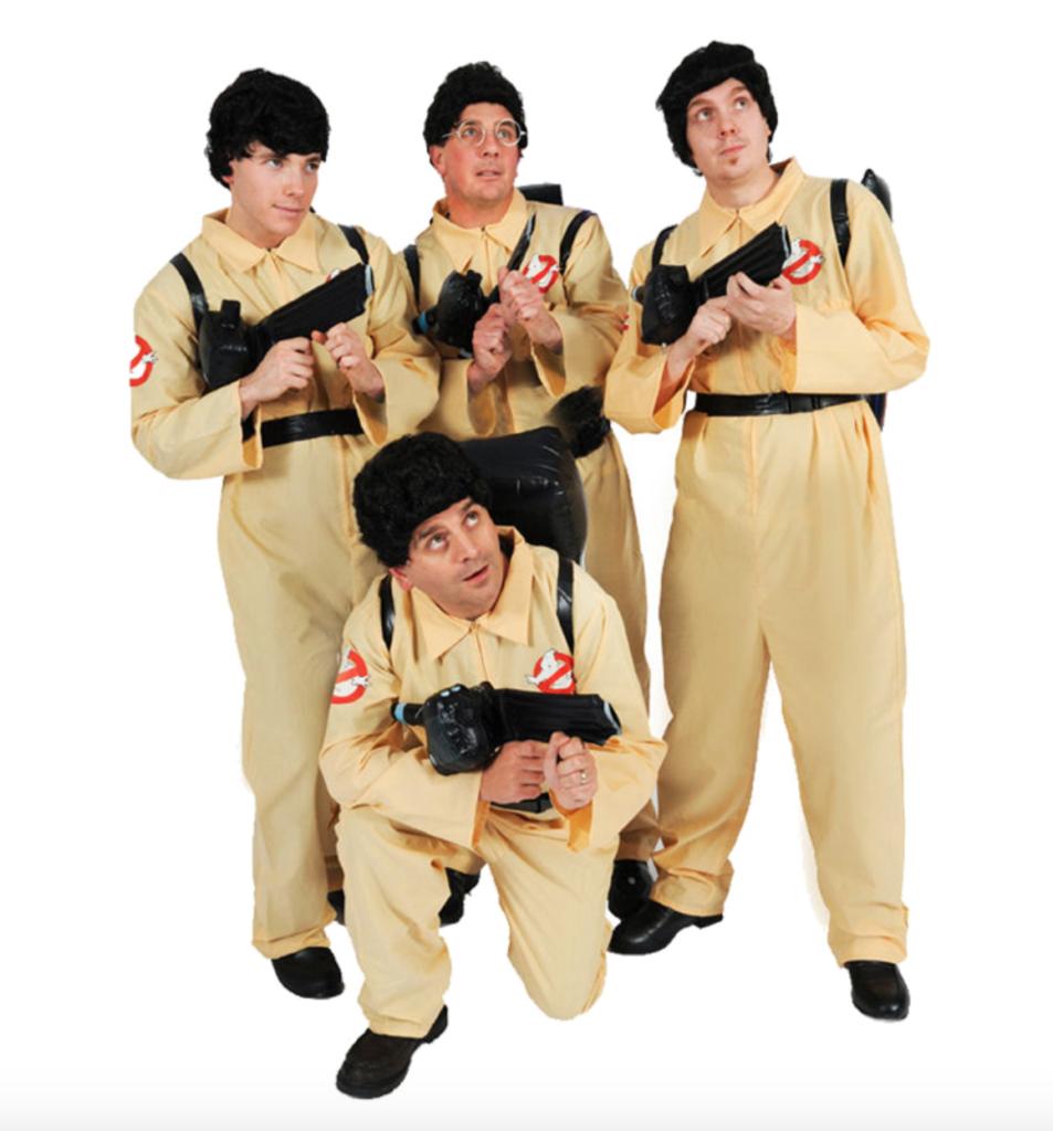 Ghostbusters gruppe kostume til voksne 953x1024 - Gruppe kostumer til voksne