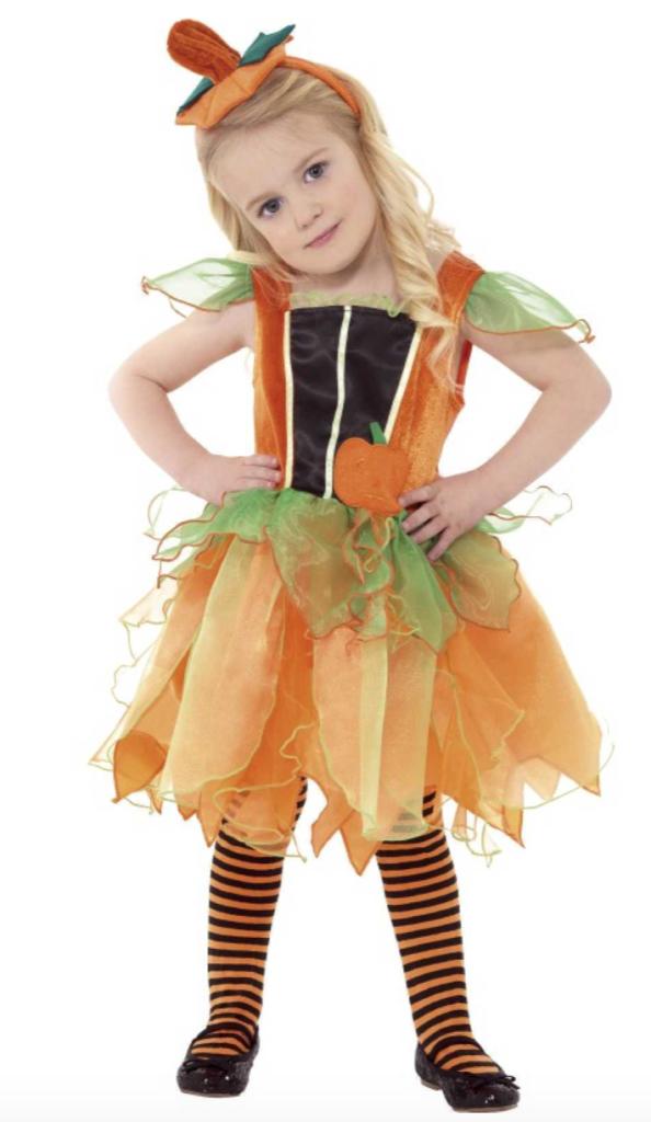 Halloween fe kostume 594x1024 - Fe kostume til børn