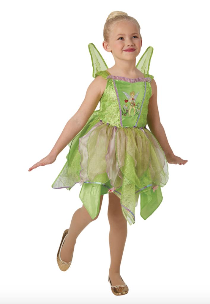 Klokkeblomst kostume til børn 707x1024 - Fe kostume til børn