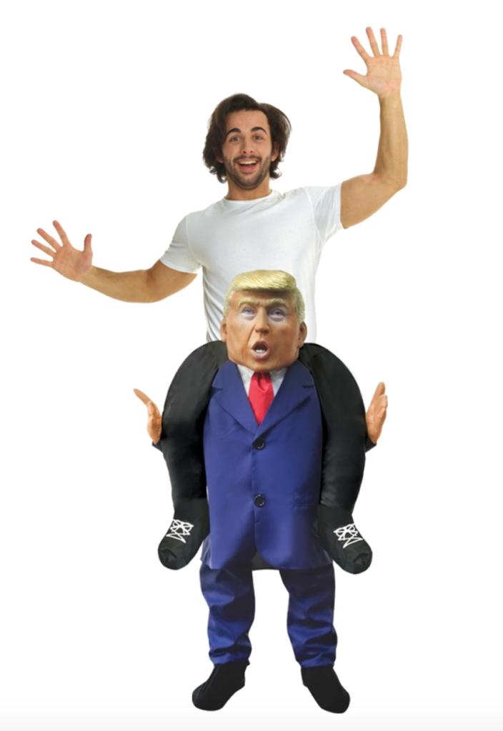 Skærmbillede 2019 02 01 kl. 22.50.36 704x1024 - Donald Trump kostume til voksne