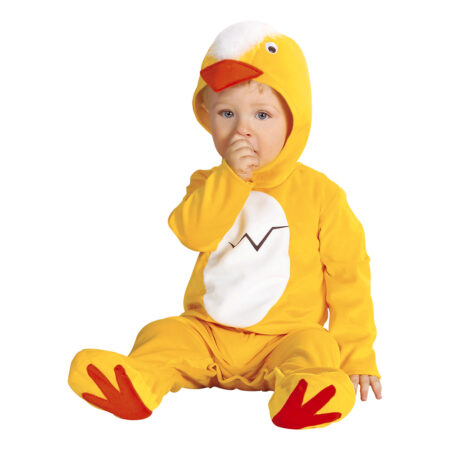 baby kylling kostume til de mindste