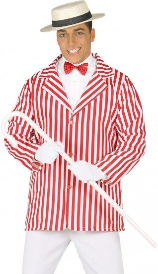 badehotellet kostume badehotellet udklædning badehotellet kostume til voksne 1920erne stribbede jakke
