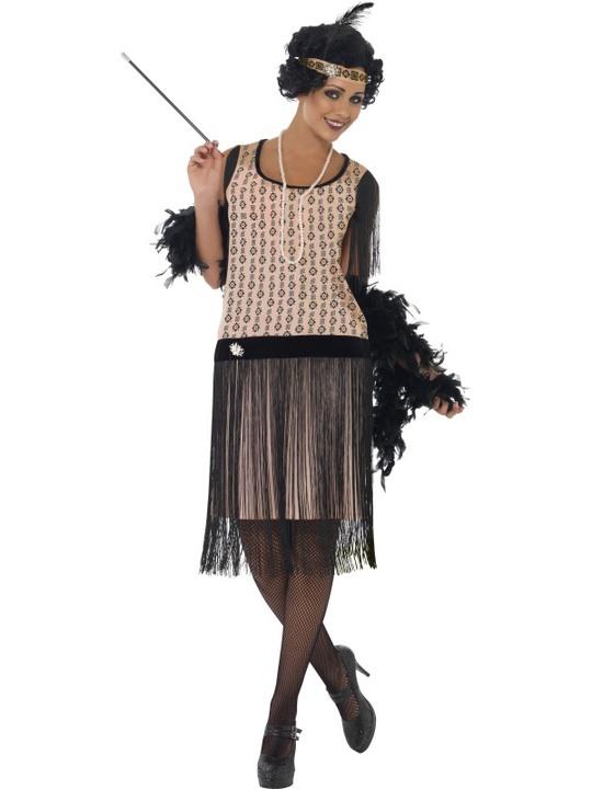 badehotellet kostume badehotellet udklædning badehotellet kostume til voksne charleston kostume til kvinder charleston kjole