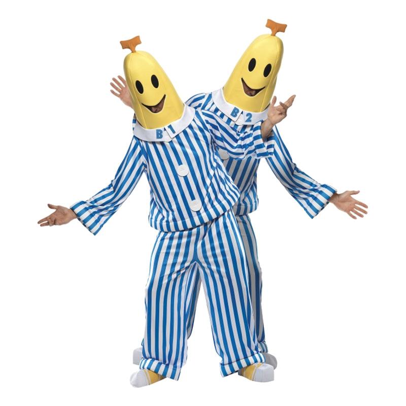 bananer i pyjamas par kostume til voksne - Par kostumer til voksne