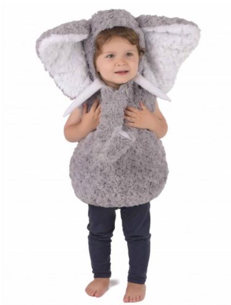 elefant kostume til børn elefant kostume til baby dumbo kostume til børn