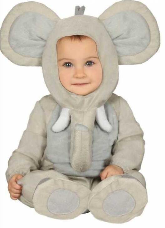 elefant kostume til baby elefant babykostume elefant kostume til børn elefant fastelavnskostume elefant klædud tøj elefant fastelavnstøj heldragt