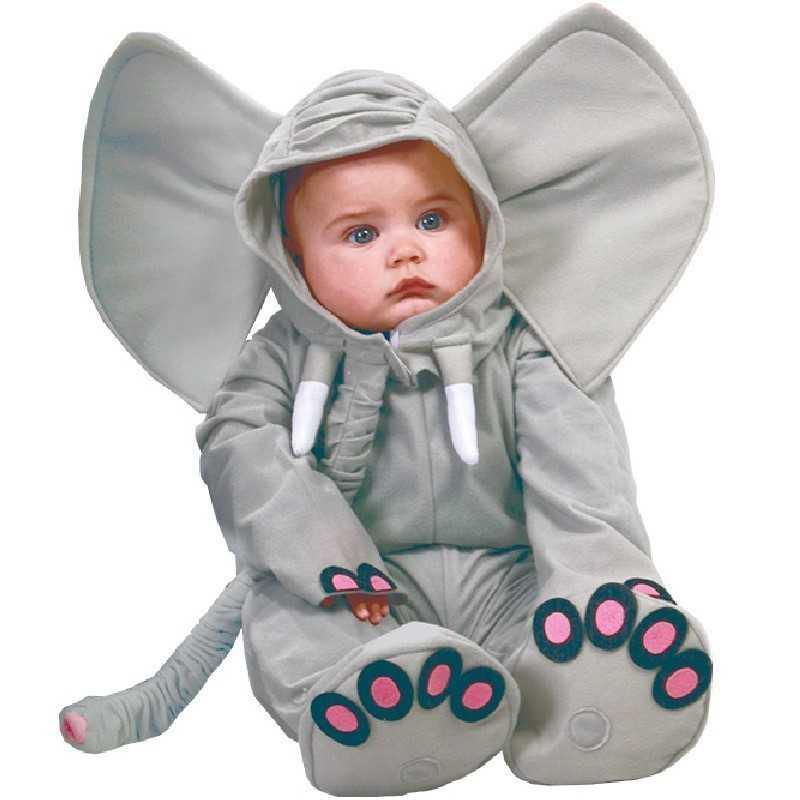 elefant kostume til baby elefant babykostume elefant kostume til børn elefant fastelavnskostume elefant klædud tøj