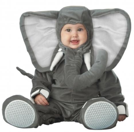 elefant kostume til baby elefant kostume 6 mdr fastelavnskostume 6 mdr fastelavnskostume 9 mdr fastelavnskostume 1 år babykostume til fastelavn