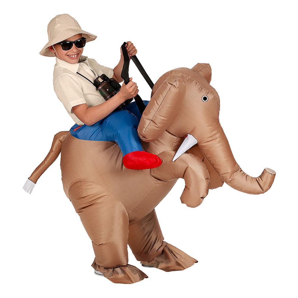 elefant kostume til voksne oppusteligt elefant kostume savanne kostume safari kostume til børn elefant børnekostume elefant fastelavnskostume elefant fastelavnstøj