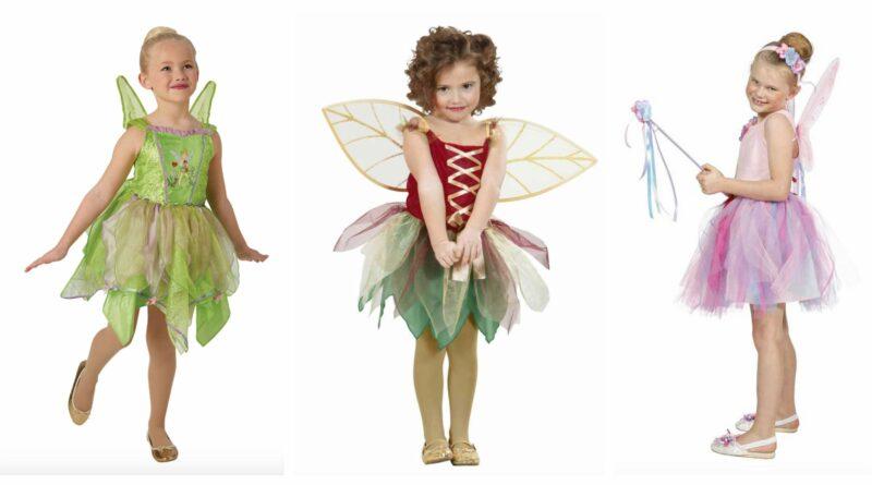 fe kostume til børn, fe udklædning til børn, fe kostumer til børn, fe kjoler til børn, fe børnekostume, klokkeblomst kostume til børn, fe fastelavnskostume til børn