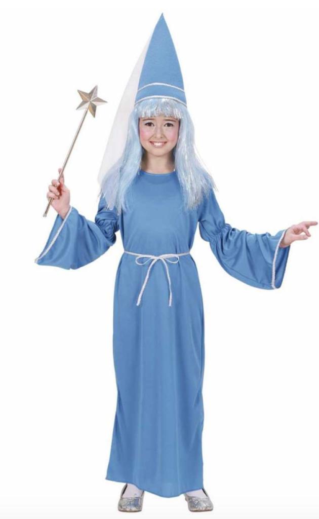 fe udklædning 630x1024 - Fe kostume til børn