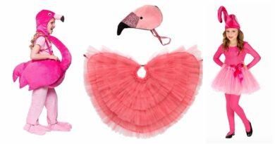 flamingo kostume til børn, flamingo udklædning til børn, flamingo tøj til børn, flamingo børnekostumer, flamingo kostumer, flamingo fastelavnskostume til børn 2019, flamingo fastelavnskostume til piger 2019, populære fastelavnskostumer til piger 2019, pink børnekostumer, sjove fastelavnskostumer til børn,