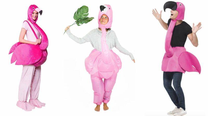flamingo kostume til voksne 1 800x445 - Flamingo kostume til voksne
