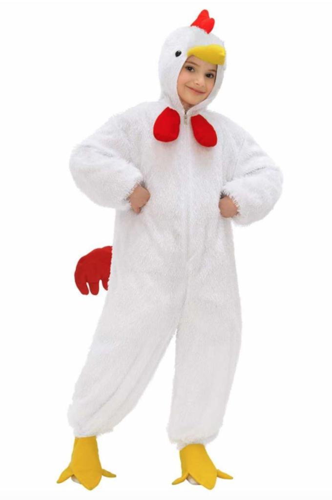 høne kostume til børn 680x1024 - Kylling kostume til børn og baby