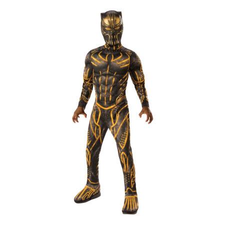 killmonger kostume til børn killmonger skurk kostume black panther fjende