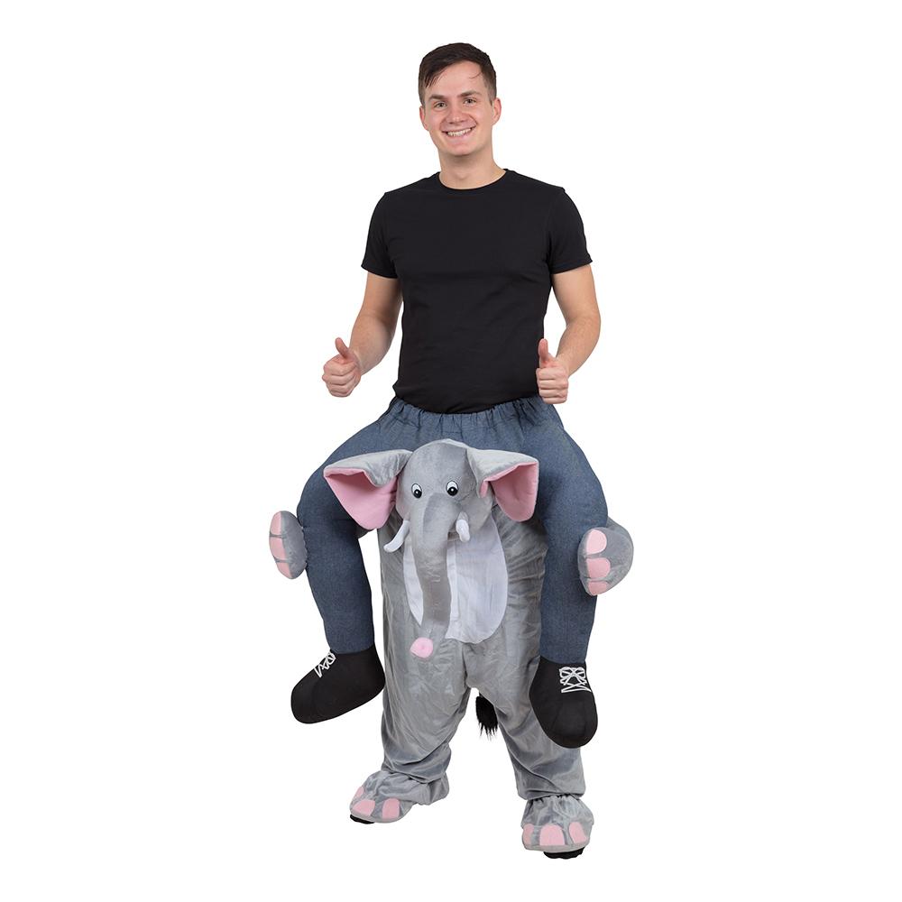 571c56ba6ea kostume til voksne elefant kostume til voksne carry me elefant ...