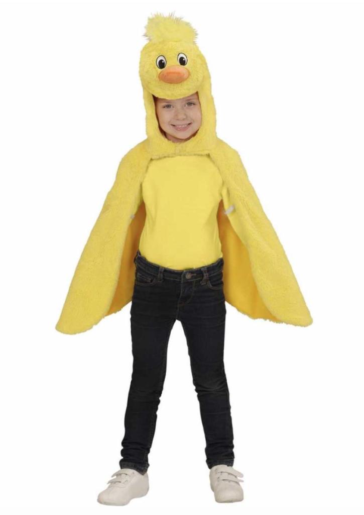 kylling børnekostume 725x1024 - Kylling kostume til børn og baby
