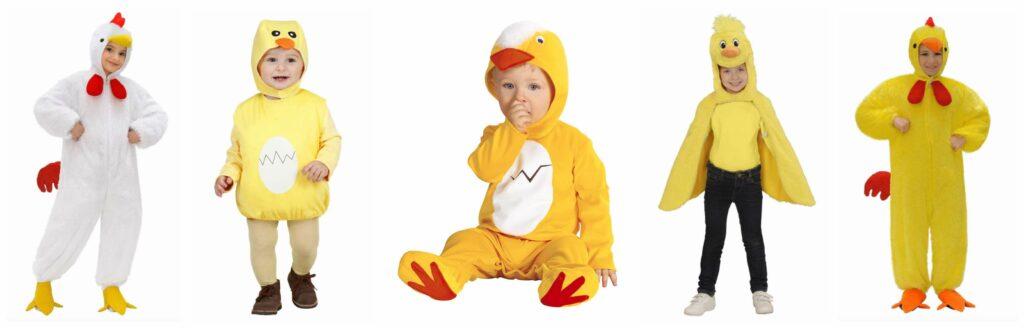 kylling kostumer til børn 1024x328 - Kylling kostume til børn og baby