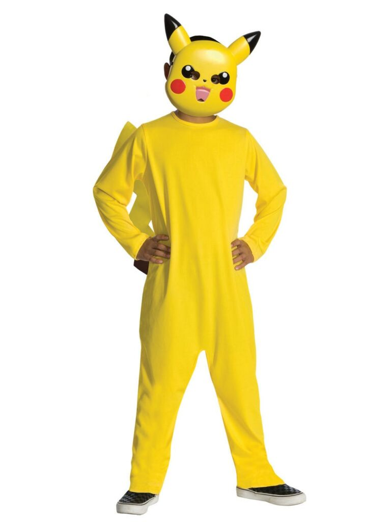 pikachu kostume til børn picachu kostume til børn picachu børnekostume pikachu børnekostume pikachu fastelavnskostume