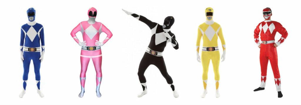 power ranger kostume til voksne power rangers kostume til voksne heldragt udklædning power rangers morphsuit blå power ranger go go 1024x358 - Power Rangers kostume til voksne