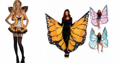 sommerfugl kostume til voksne, sommerfugl kostumer, sommerfugl voksenkostumer, sommerfugl udklædning til voksne, sommerfuglevinger til voksne, sort sommerfugl kostume til voksne, sommerfugl fastelavnskostume til kvinder,
