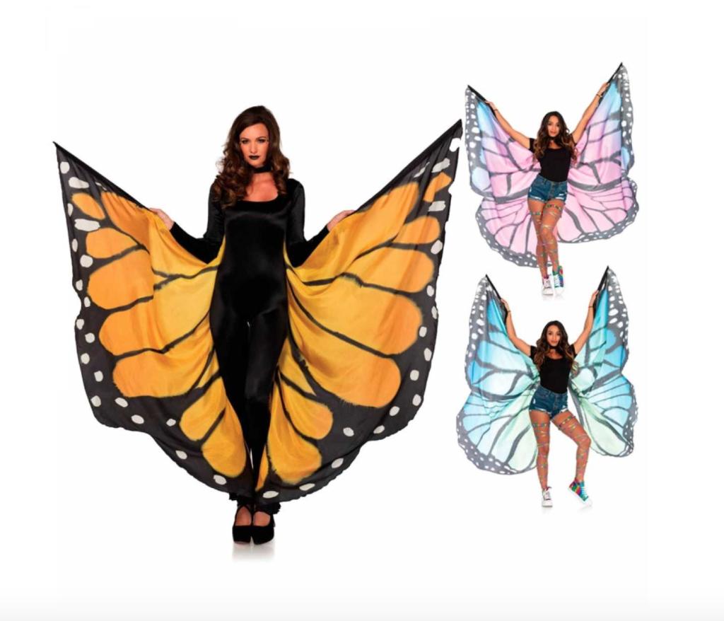 sommerfugle vinger til voksne sommerfugl kostume til voksne 1024x878 - Sommerfugl kostume til voksne