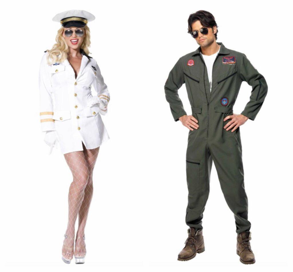 topgun par kostume til voksne 1024x951 - Par kostumer til voksne