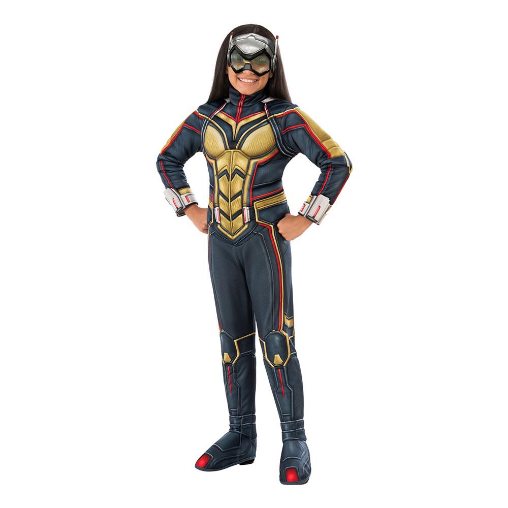 wasp antman kostume wasp børnekostume superhelte kostume til piger wasp fastelavnskostume antman børnekostume the wasp kostume fastelavnstøj
