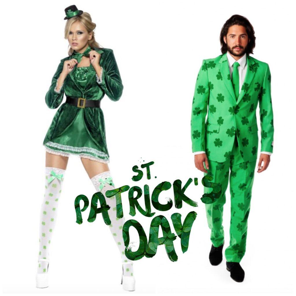 Sankt patricks Day kostume Hvad er Sankt patricks day