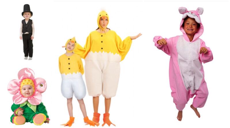påske kostume til børn, påske udklædning ti børn, påske børnekostumer, påskekostumer til børn, gule kostumer til børn, sjove kostumer til børn, kigurumi kostumer til børn, blomst kostume til børn, kanin kostume til børn, kylling kostume til børn, påske kostumer, fastelavnskostume til børn, fastelavnskostumer til baby
