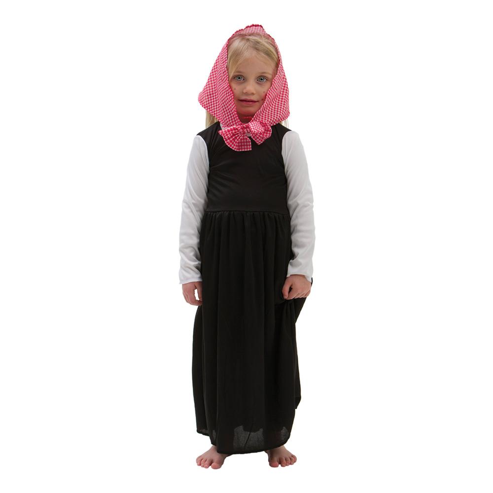 klassisk påskeheks kostume til børn - Påskeheks kostume til børn