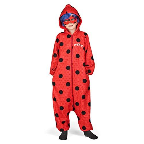 ladybug kostume til børn miraculous ladybug kostume til børn superhelt kostume til piger rødt kostume til piger kirugummi heldragt