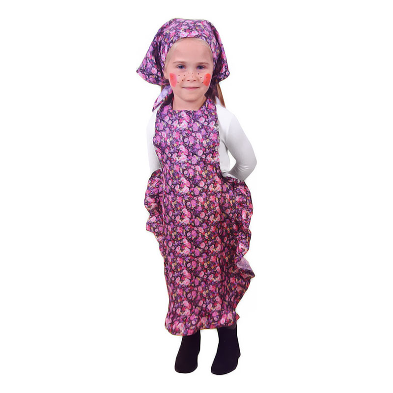 påskekostume til børn - Påskeheks kostume til børn