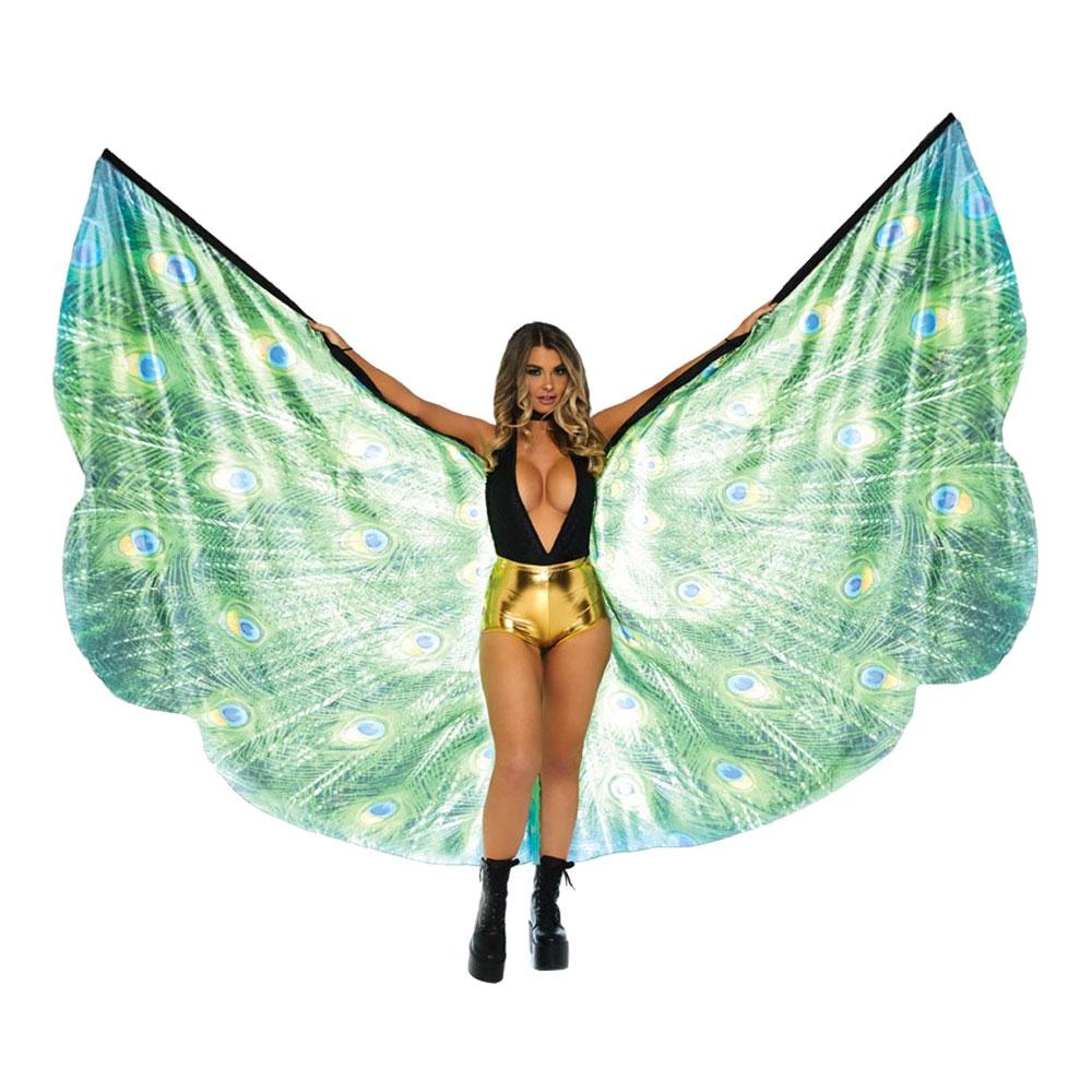 store vinger karnevalskostume til kvinder kostume til karneval påfulgevinger