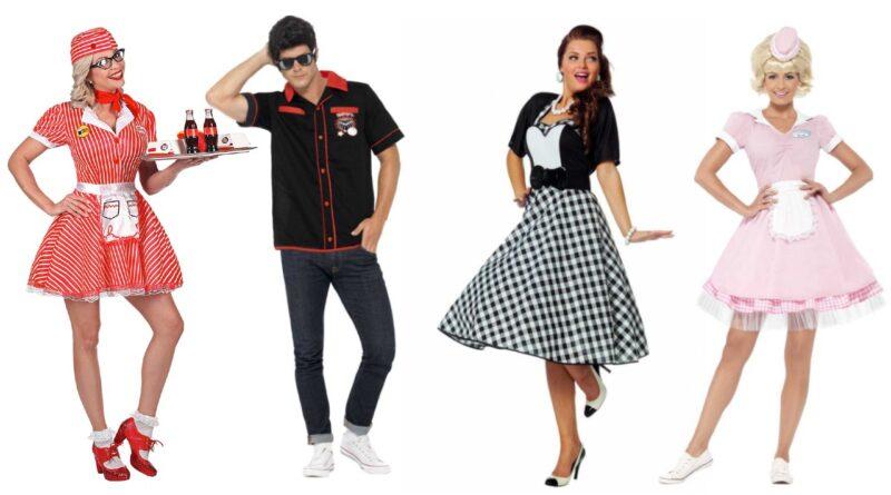 1950erne kostume til voksne 800x445 - 1950erne kostume til voksne