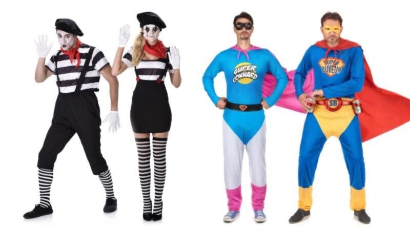 par kostumer til karneval, parkostumer til karneval, sjove kostume til karneval, kostumer til karneval 2019, karnevalskostumer 2019, sjove kostume til voksne 2019, fastelavns kostume til voksne 2019