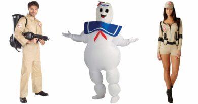 ghostbusters kostume til voksne, ghostbusters kostumer, ghostbusters voksenkostumer, ghostbusters udklædning til voksne, ghostbusters kostume til sidste skoledag, ghostbusters fastelavnskostume 2019, ghostbusters kostume tilbud, billige kostumer, retro kostumer, ghostbusters kostume til karneval 2019