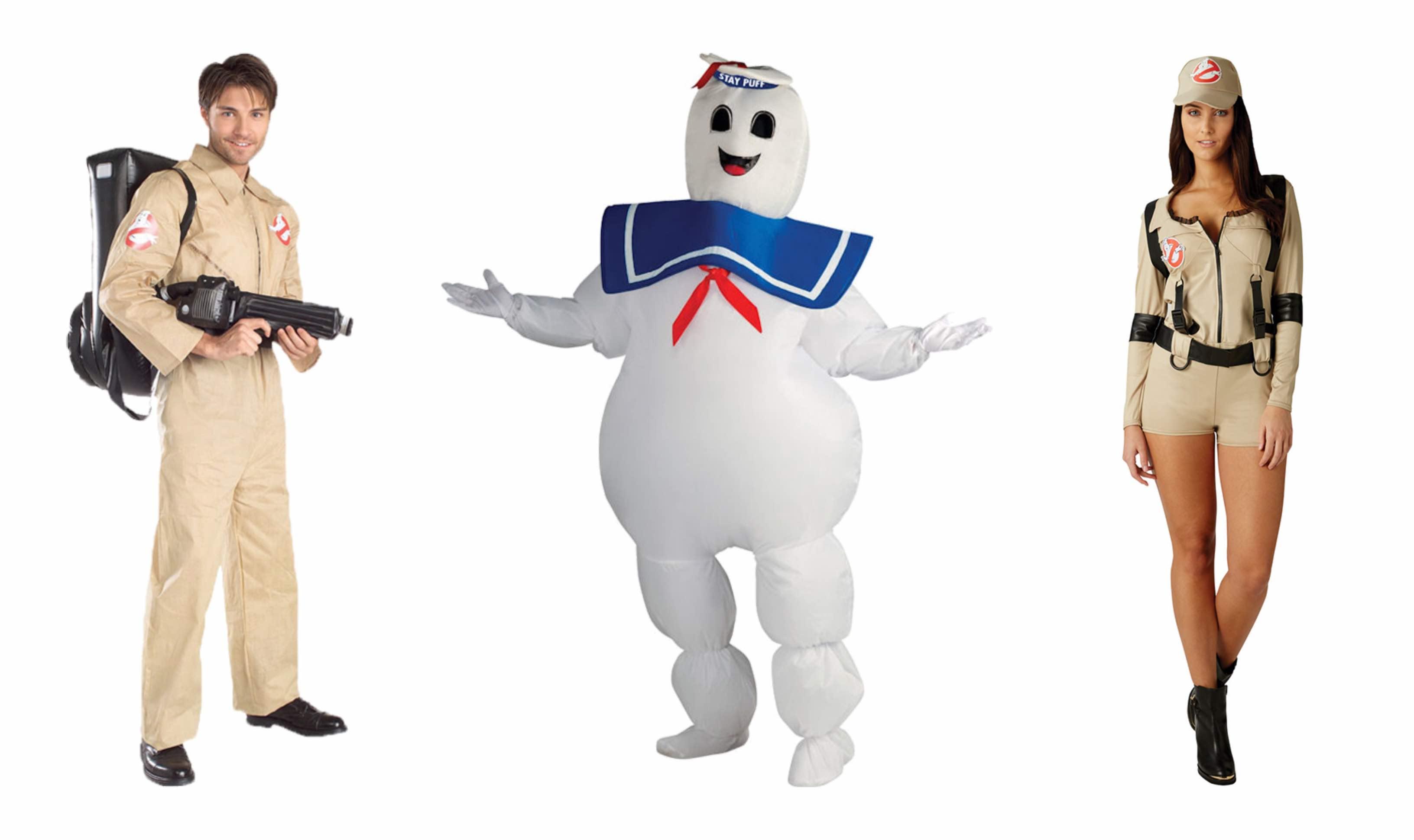 415cc06e1e4e Ghostbusters kostume til voksne - KostumeUniverset