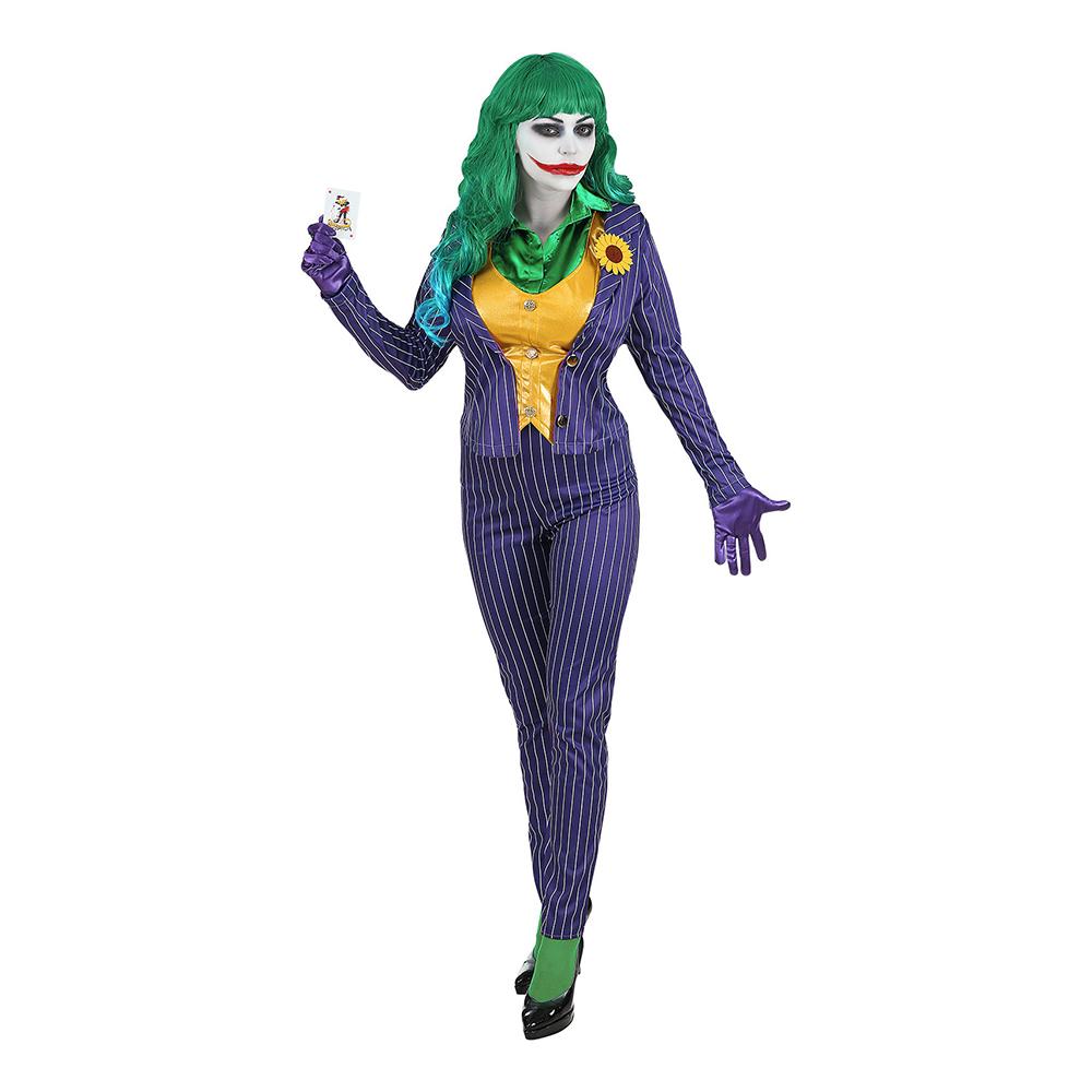 jokeren suicide squad kostume til kvinder