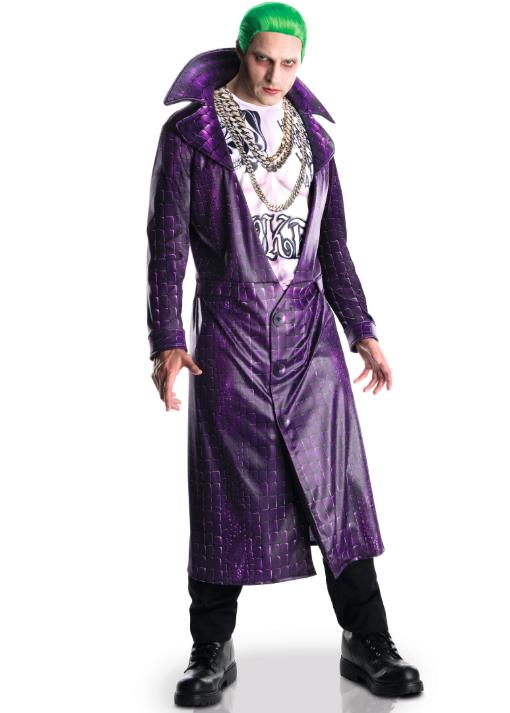 jokeren suicide squad kostume til mænd